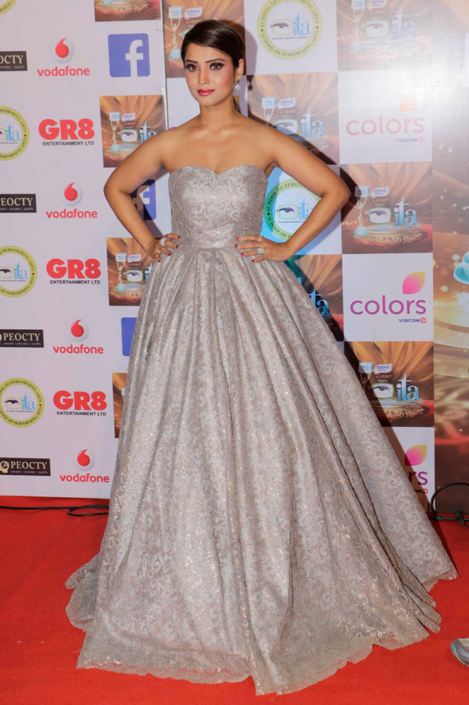Adaa Khan Hot Images At Award Show
