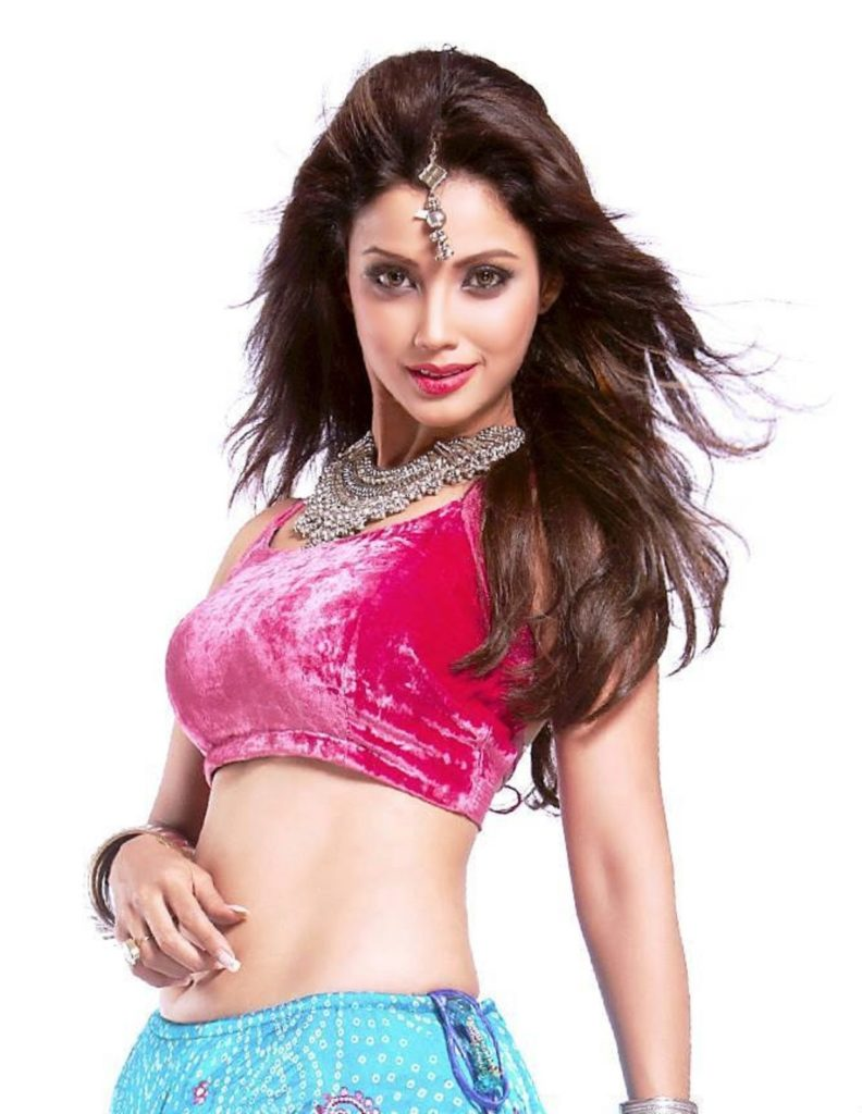 Adaa Khan Spicy Navel Pics In Gagra Choli