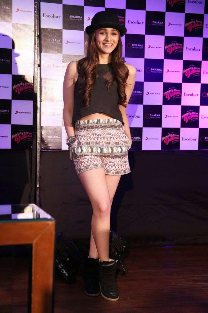 Alia Bhatt New Look Images