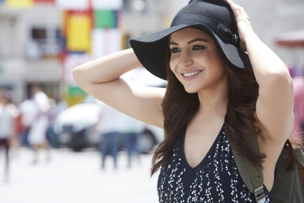 Anushka Sharma Photos Gallery In 2018