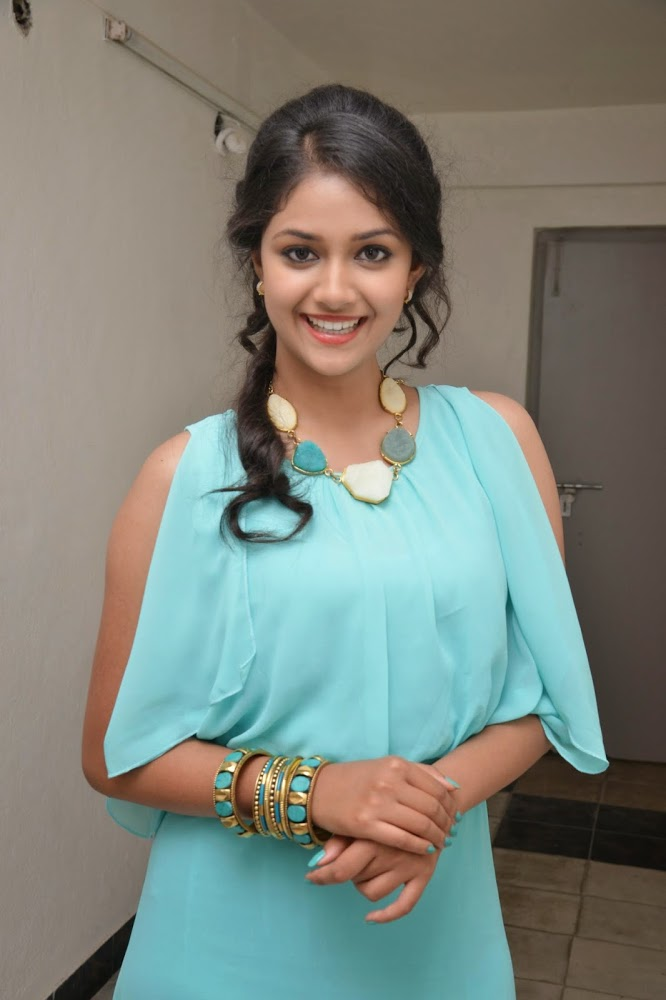 Attractive Keerthy Suresh Images