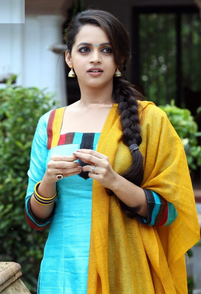 Bhavana Upcoming Movie Look Images