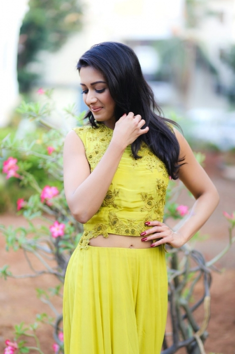 Catherine Tresa Beautiful Images In Short Cloths
