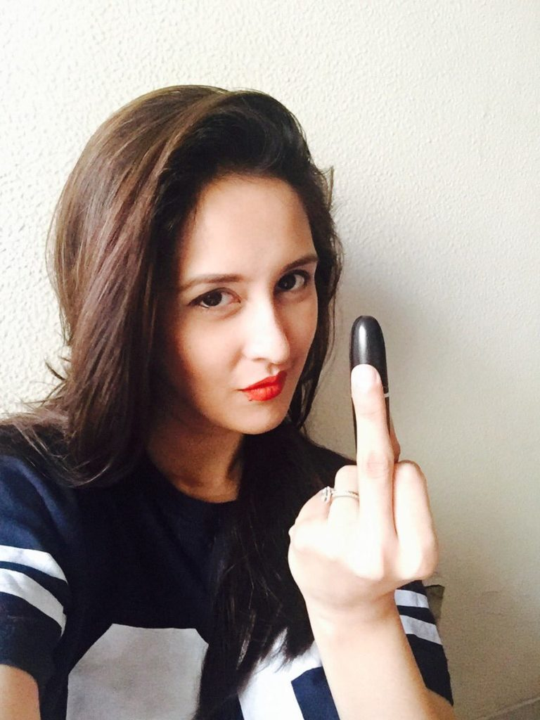 Chahat Khanna New Images