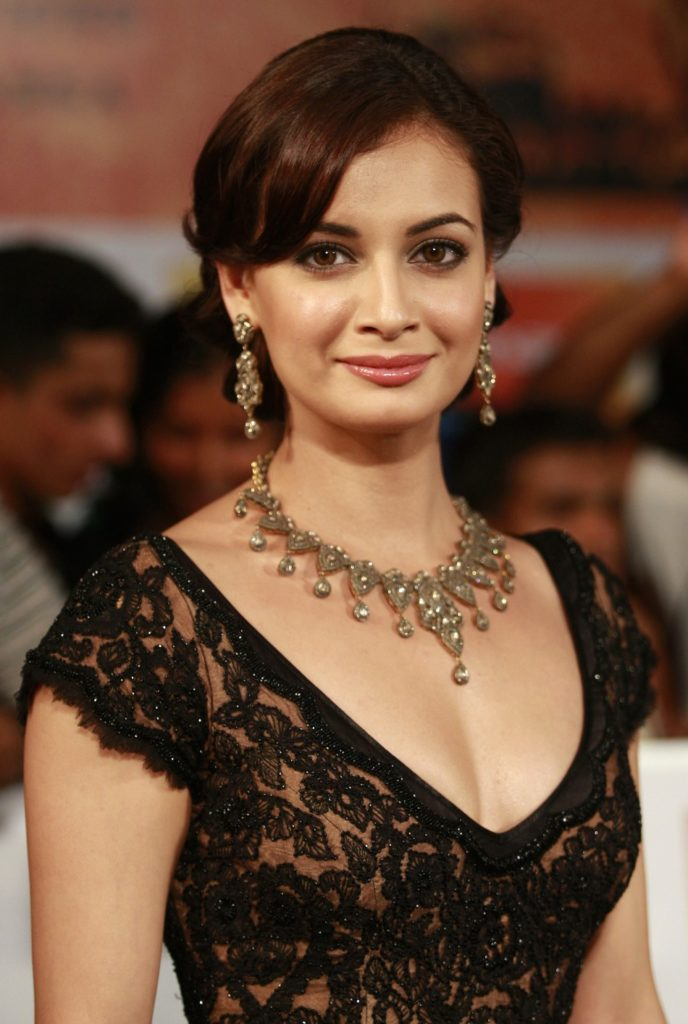 Dia Mirza Cute Pics For Desktop