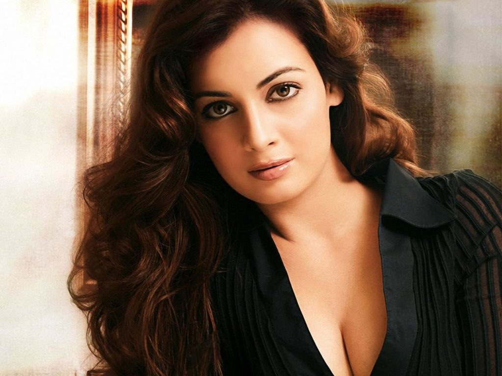 Dia Mirza New & Nice Look Wallpapers