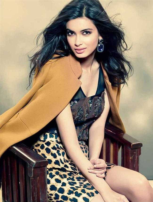 Diana Penty Upcoming Movie Look Images