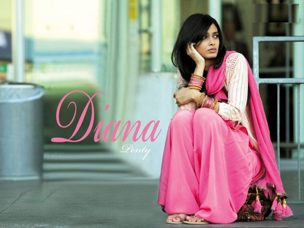 Diana Penty Upcoming Movie Look Photoshoots