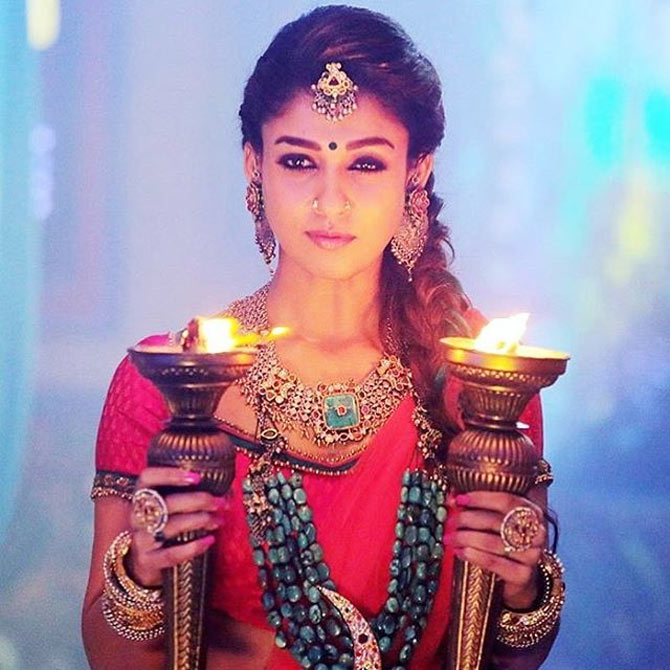 Gorgeous Nayanthara New & Nice Images
