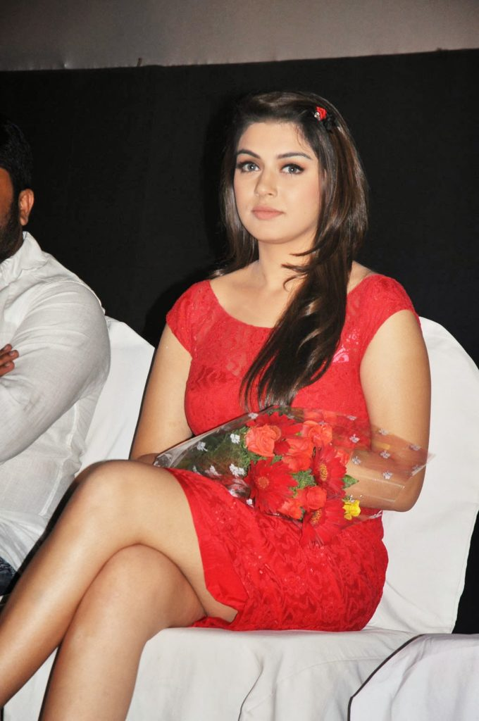 Hansika Motwani Full HD Unseen Wallpapers At Event