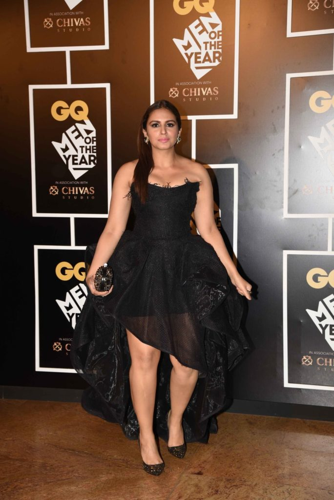 Huma Qureshi Spicy & Sizzlign Images In Short Dress