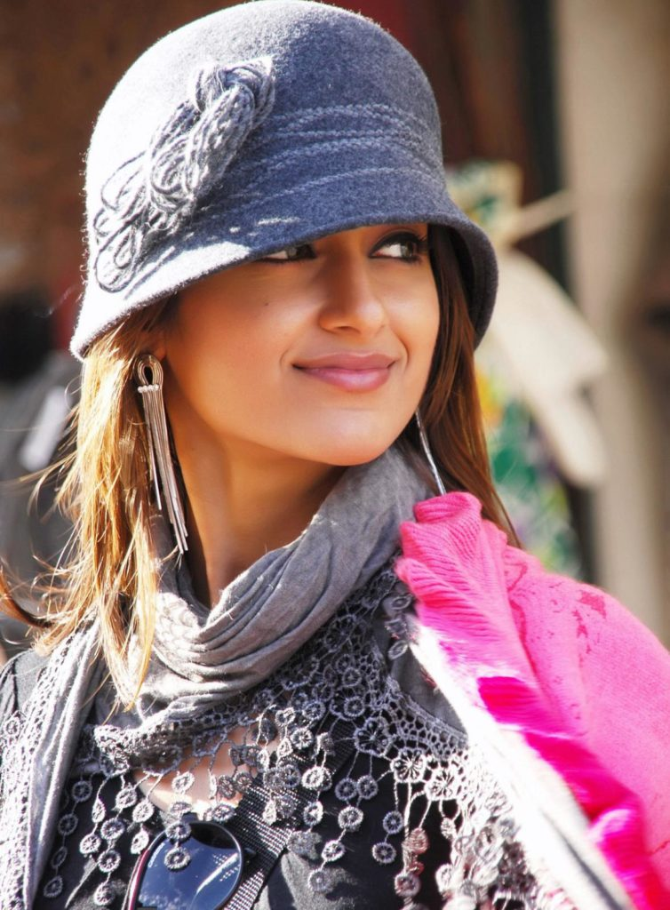 Ileana D'cruz Lovely Images With Hat