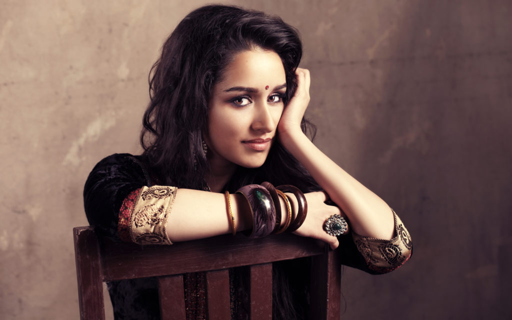 Indian Actress Shraddha Kapoor Latest Photos In Saree
