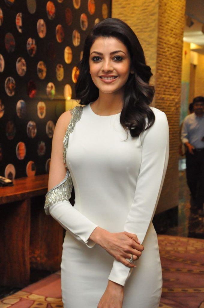 Kajal Aggarwal Hot Images At Event