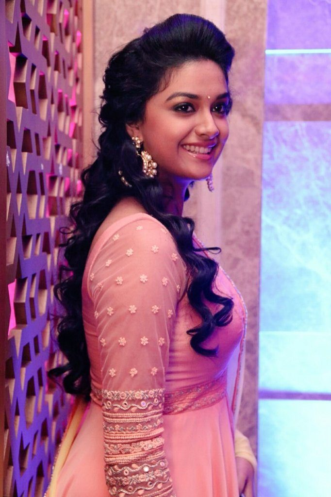 Keerthy Suresh Hot Boobs Images