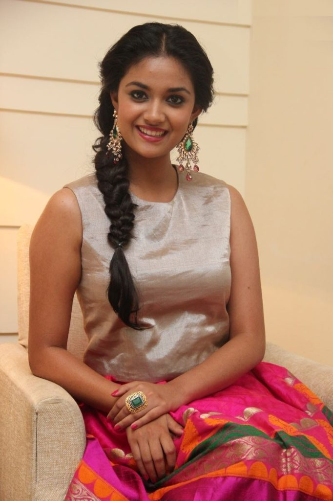 Keerthy Suresh Hot Pictures Gallery