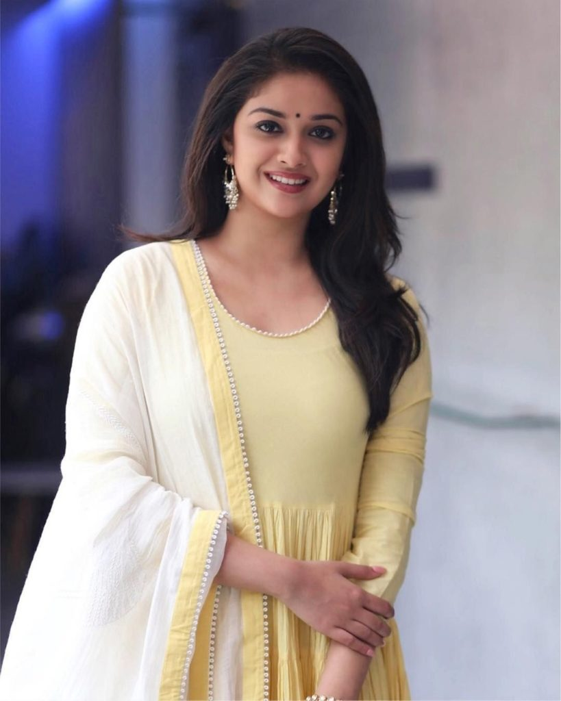 Keerthy Suresh New Wallpapers