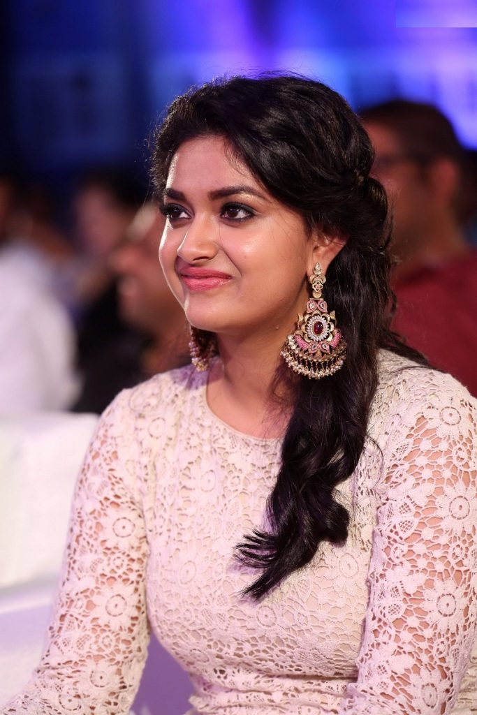 Keerthy Suresh Royal Look Images