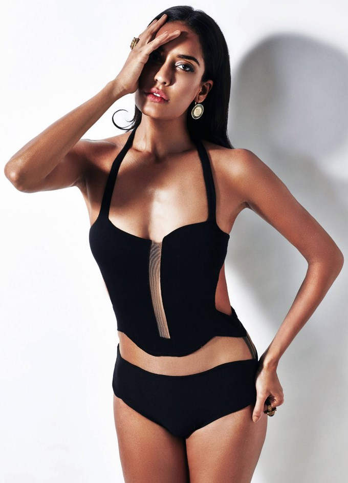 Lisa Haydon In Bikini Photoshoot HD