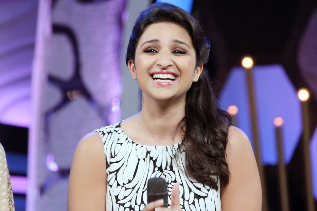 Lovely Parineeti Chopra Smile Pictures Download