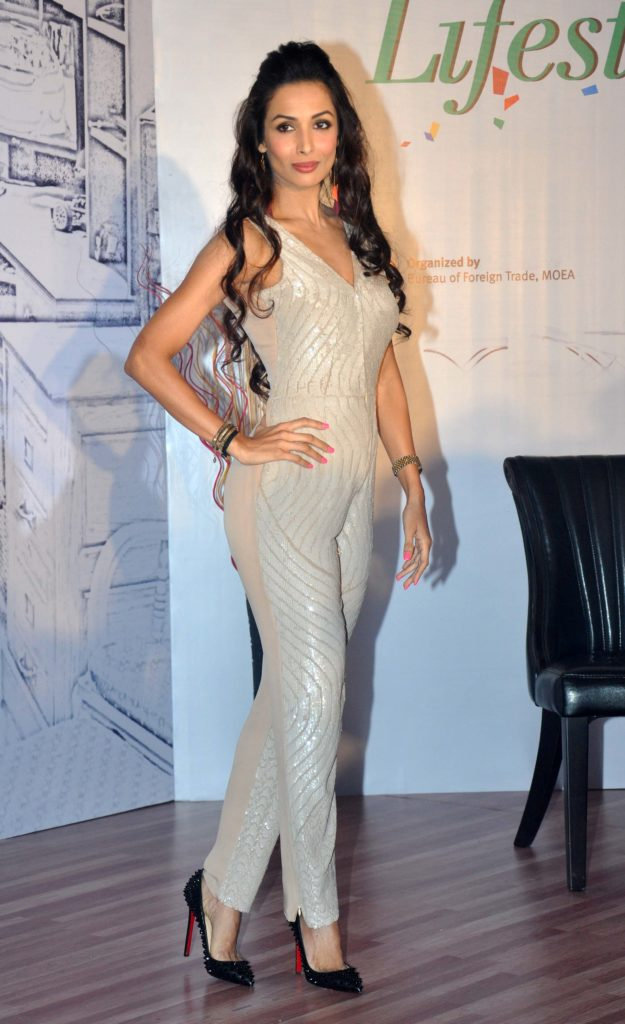 Malaika Arora Hot Pictures In Jeans and Short Top