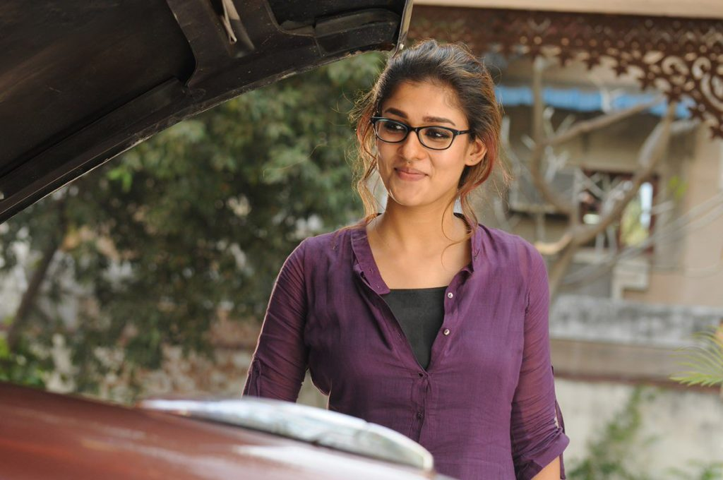Nayanthara Cute & Sweet Wallpapers