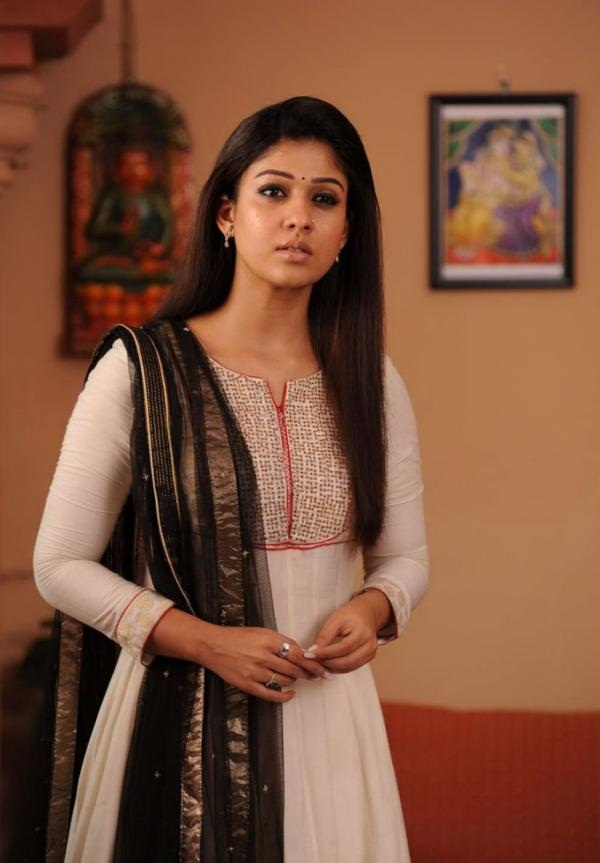 Nayanthara Latest Hair Style Photoshoots