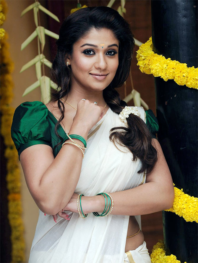 Nayanthara New Look Images