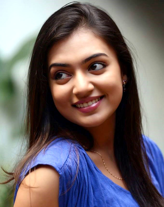 Nazriya Nazim Attractive Photoshoots For Profile Pics