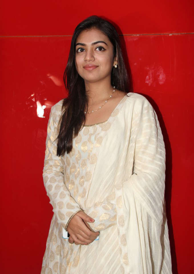 Nazriya Nazim Charming Images For Desktop