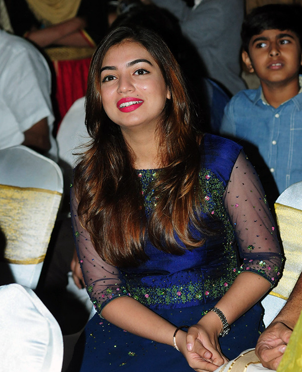 Nazriya Nazim Pics At Event