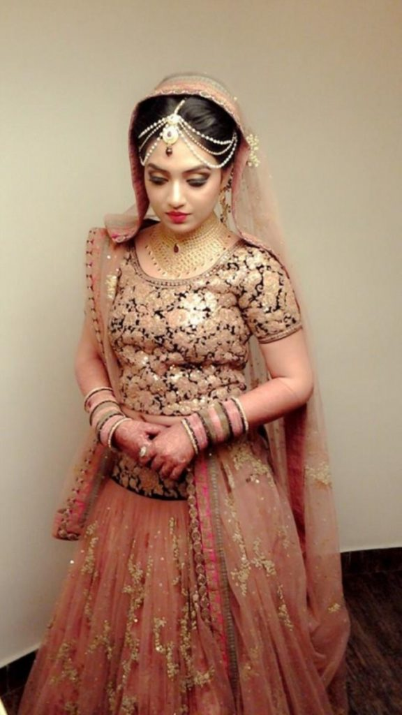 Nazriya Nazim Pics In Wedding Cloths