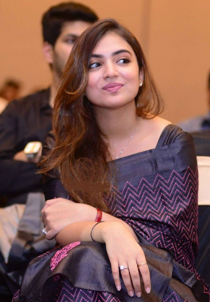 Nazriya Nazim Royal Images