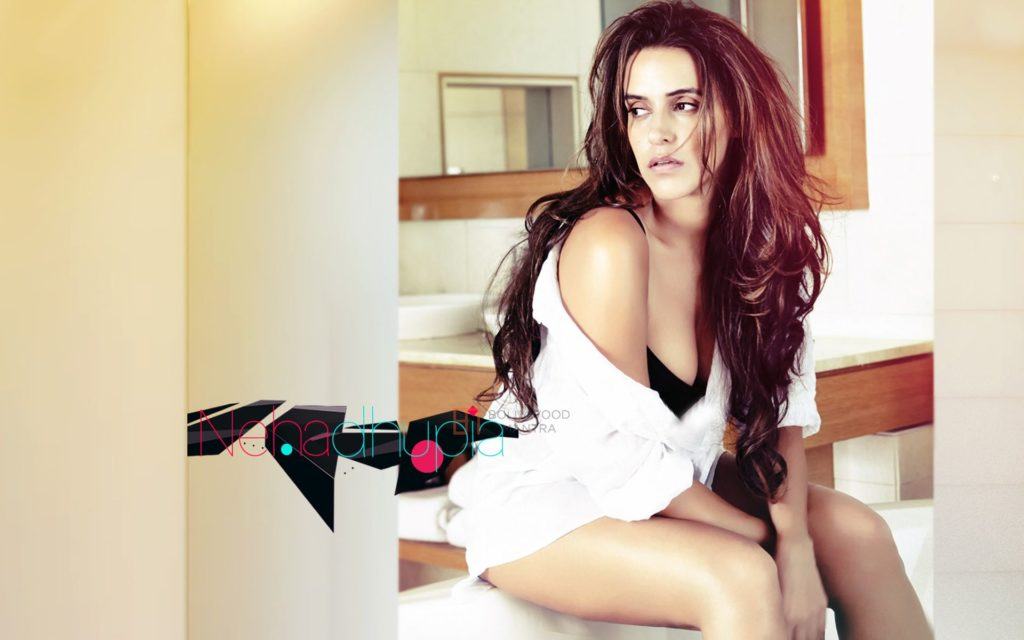 Neha Dhupia Hot Sexy Photoshoot