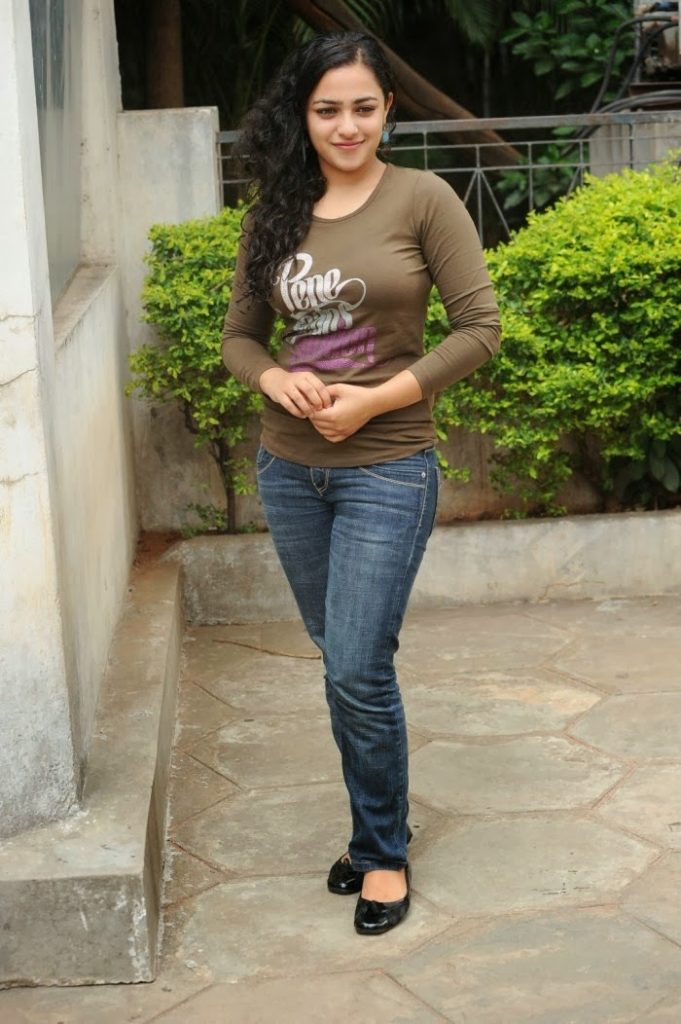 Nithya Menon Bold Pics In Jeans Top Free Download