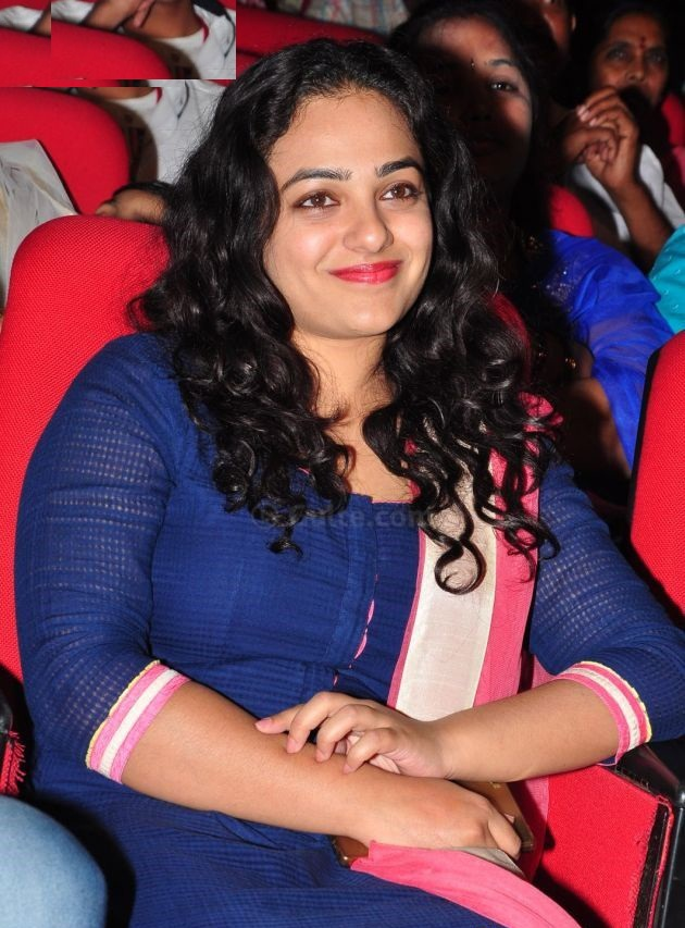 Nithya Menon Charming Images For Desktop
