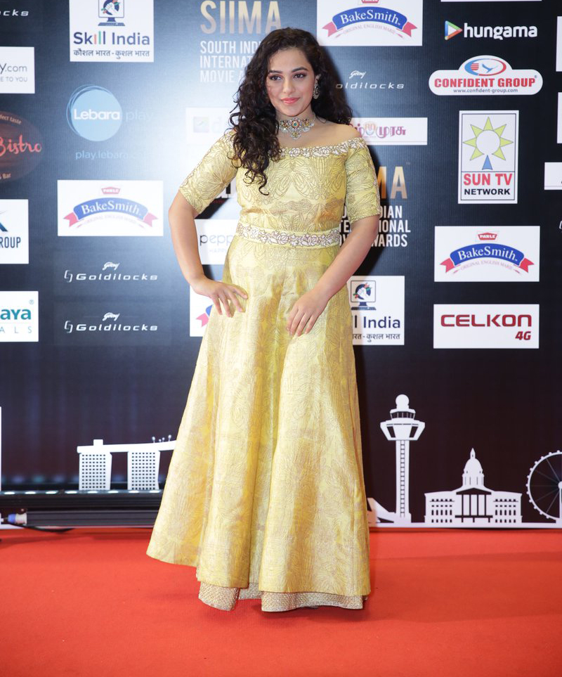 Nithya Menon HD Images At Rampwalk