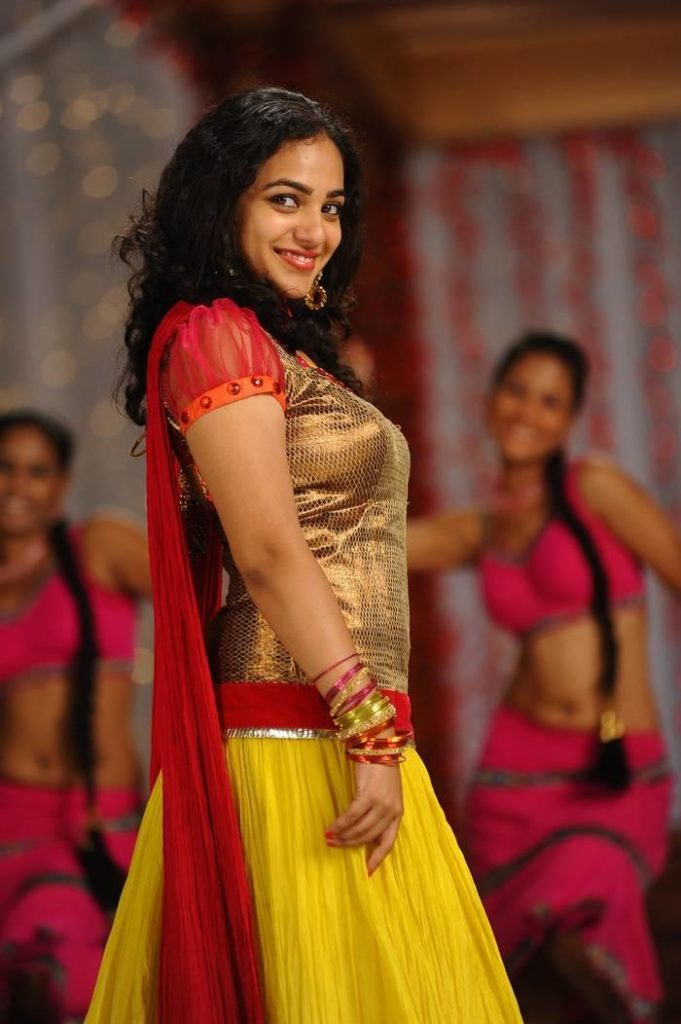Nithya Menon Hot HD Sexy Photos