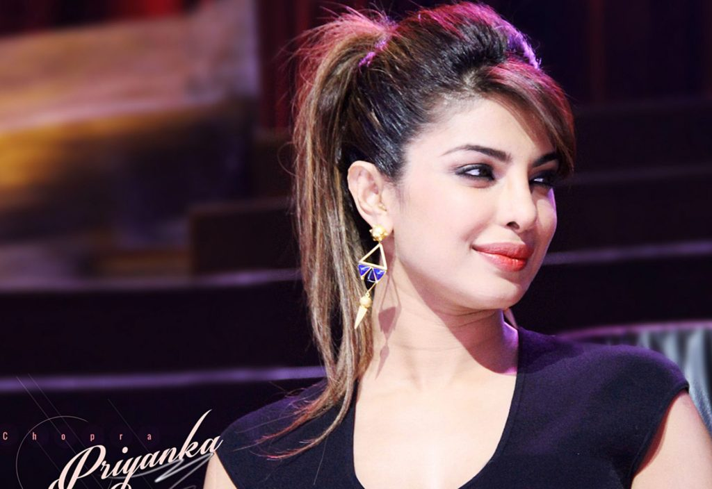 Priyanka Chopra Latest Hair Style Pictures Images Wallpapers