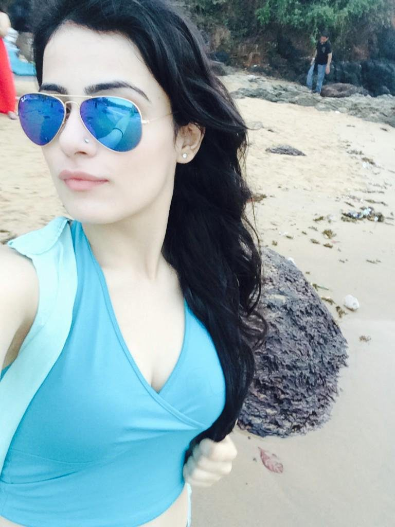 Radhika Madan Hot Selfie Pictures