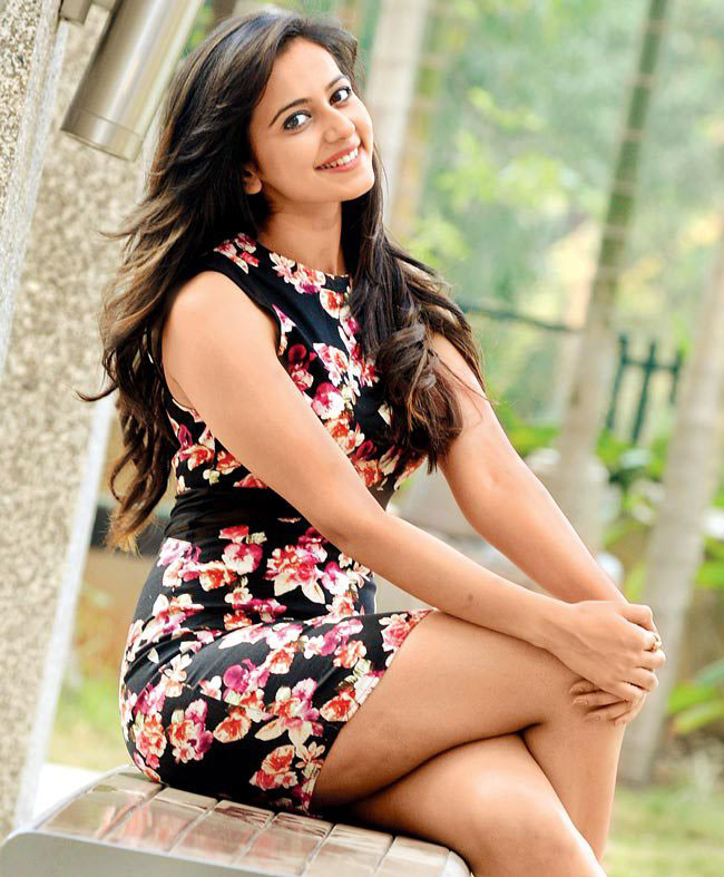 Rakul Preet Singh In Bra Panty Photos Download