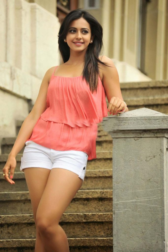 Rakul Preet Singh latest Hair Style Pictures Photos