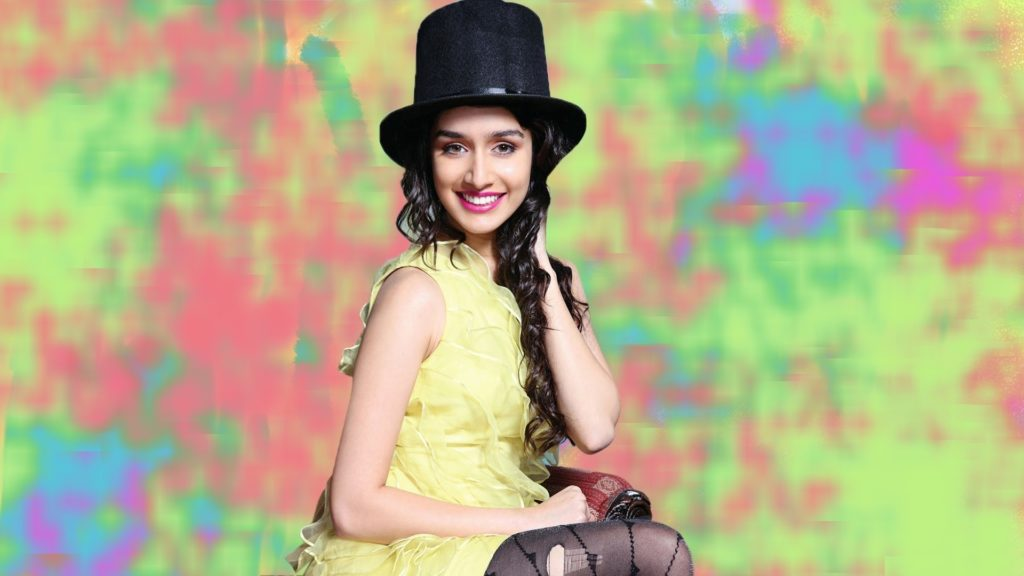 Shraddha Kapoor Cute Smile Wlpapers Download