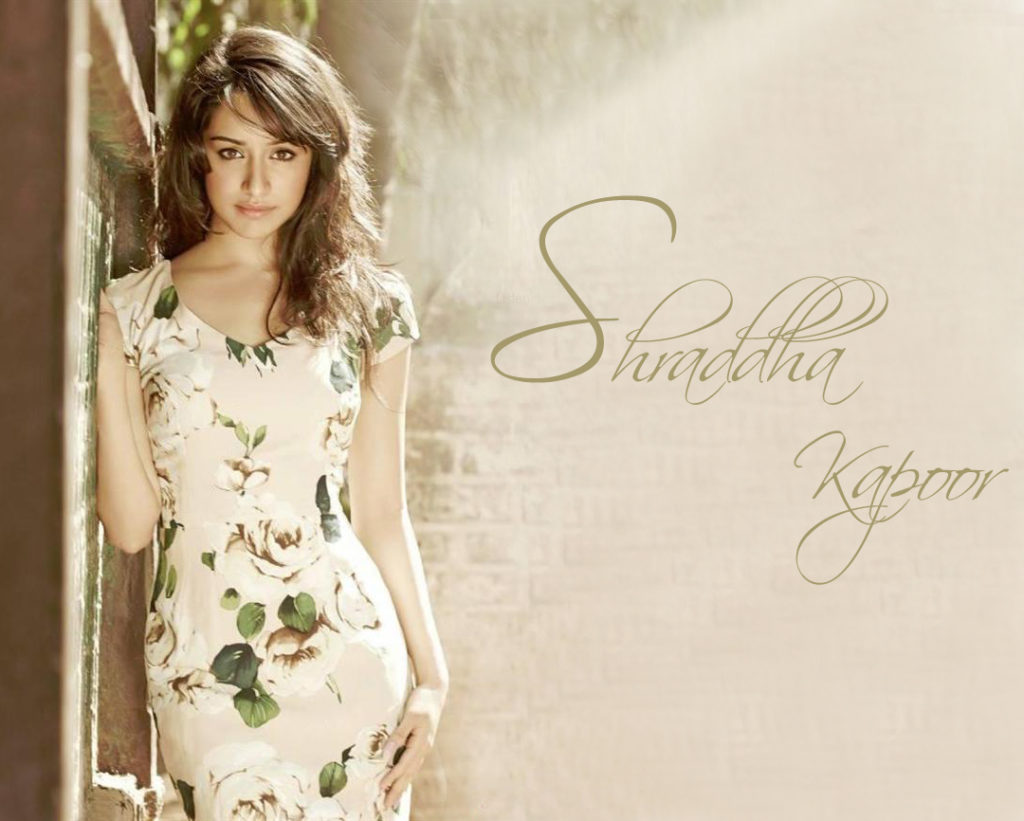 Shraddha Kapoor HD Unique Wallpaeprs Download