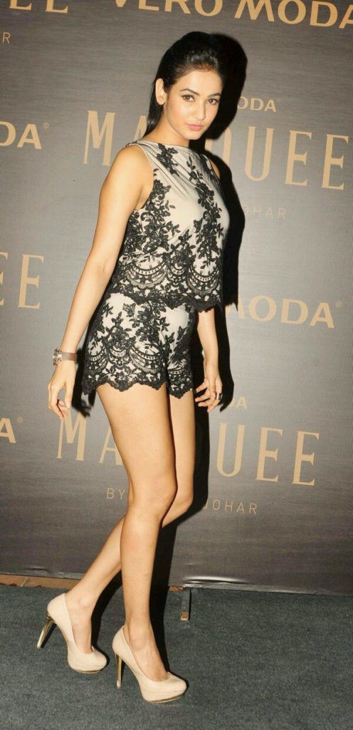 Sonal Chauhan Hot HD Photos In Bra Panty Photos Images HD