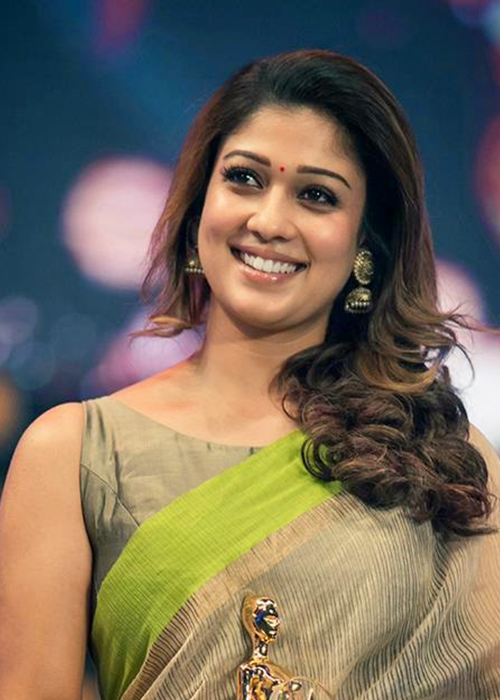 South Indian Actress Nayanthara Pics At Event