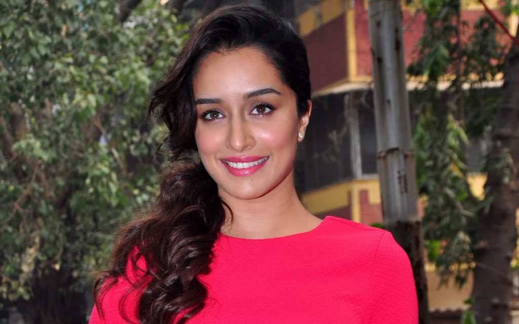 Sweet Shraddha Kapoor Hot Lips Photos Download