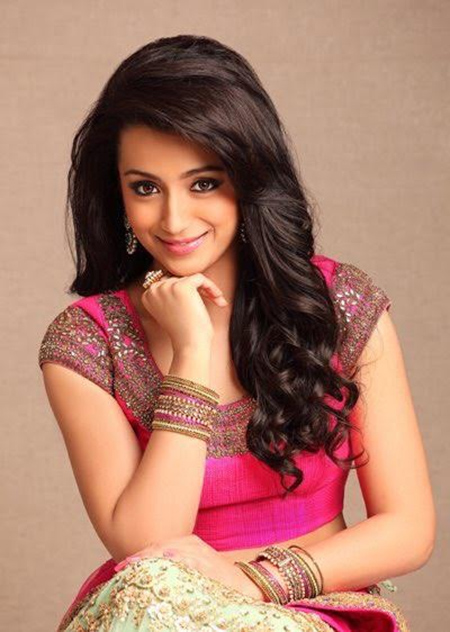 Trisha Krishnan Bombastic Wallpapers