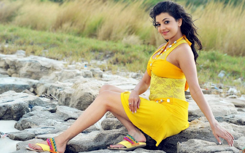 kajal aggarwal in under garment wallpapers