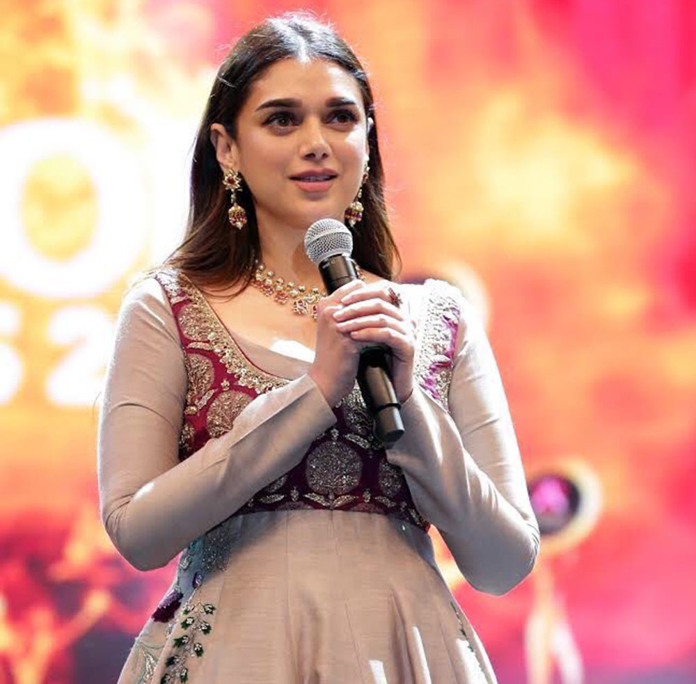 Aditi Rao Hydari Hot Images At Event